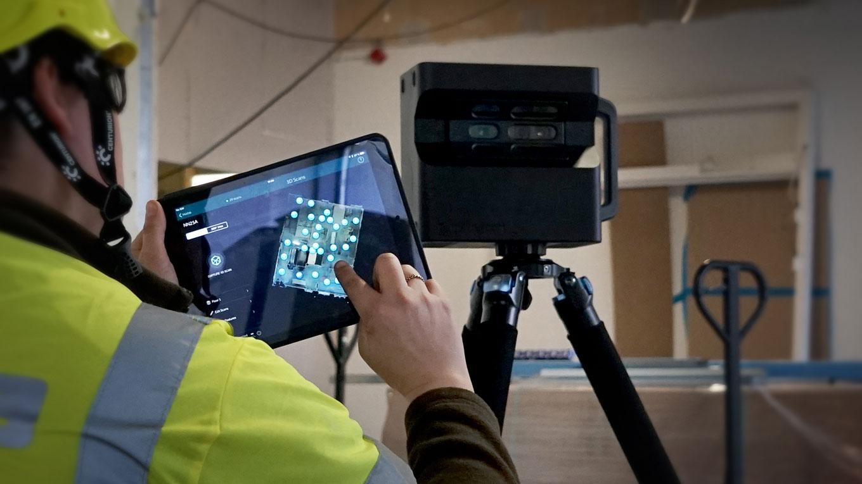 scanning laser 3D
