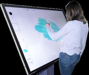 Comment fonctionnent les écrans tactiles