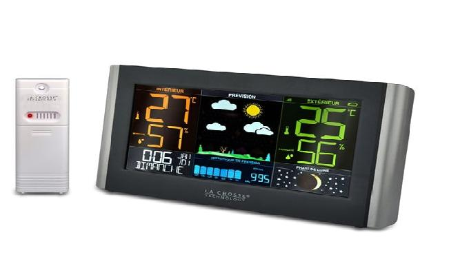 station météo connectée